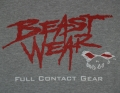 Grey Beast Wear T-Shirt