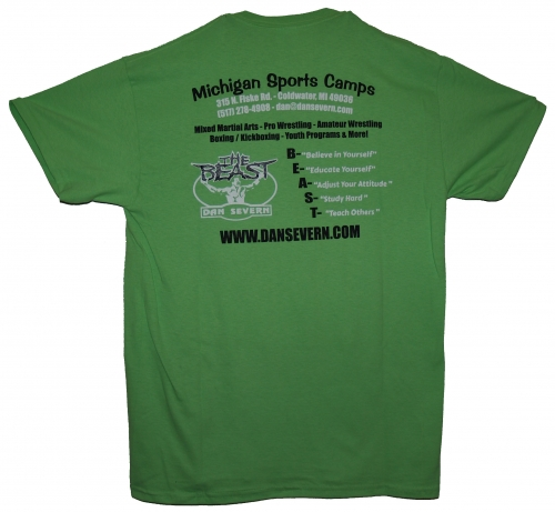 Green The Beast T-Shirt
